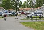Camping avec WIFI Suède - Östersunds Camping-1