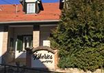 Hôtel Harkány - Kikerics vendégház-1