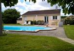 Location vacances Triguères - House with one bedroom in Ervauville with private pool enclosed garden and Wifi 25 km from the beach-1