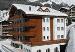 Location vacances Albinen - Apartments Residenz Iris-4