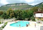 Camping en Bord de rivière Aveyron - Camping Saint Lambert-1