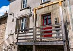 Location vacances Etang-sur-Arroux - Holiday home Poil-4