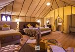 Camping Maroc - Luxury oasis camp-1