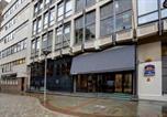 Hôtel Sheffield - Best Western Sheffield City Centre Cutlers Hotel-2