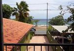 Location vacances  Antilles néerlandaises - Studio with beautiful sea view-1