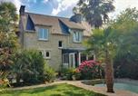 Location vacances Fouesnant - Holiday Home La Foret Fouesnant Allee Des Demoiselles-1