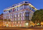 Hôtel Lisboa - Jupiter Lisboa Hotel-4
