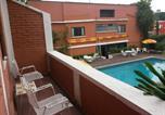 Hôtel Cuernavaca - Hotel Posada San Angelo-4