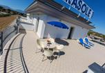 Hôtel Alba Adriatica - Residence il Girasole 1-2