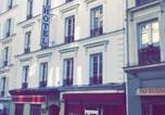 Hôtel Paris - Hotel Paris Montmartre-2