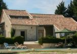 Location vacances Saint-Urcisse - Double gite on a quiet domain with large swimming pool and a park-like garden.-4