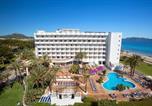 Hôtel Sant Llorenç des Cardassar - Hipotels Hipocampo Playa-4