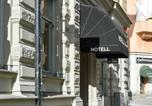 Hôtel Stockholm - Hotel Bema-1