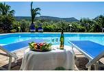 Location vacances Villanova Monteleone - Alghero, Villa Smeralda with independent swimming pool-2