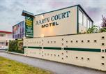 Hôtel Rotorua - Aaryn Court Motel-1
