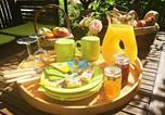 Hôtel Mougins - Bed & Breakfast Chambres d'hôtes Cottage Bellevue-2