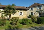 Hôtel Cazaux-Villecomtal - Logis Le Relais du Bastidou