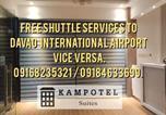 Hôtel Davao City - Kampotel Suites Davao-2