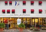 Hôtel Cléron - La Table de Gustave