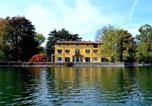 Location vacances Garlate - Annone di Brianza Villa Sleeps 21 with Pool and Air Con-1