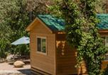 Villages vacances Incline Village - Ponderosa Camping Resort One-Bedroom Cabin 4-4