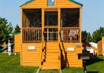 Villages vacances Green Bay - Plymouth Rock Camping Resort Deluxe Cabin 16-2