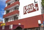 Hôtel La Paz - Hotel Plaza Real de la Paz