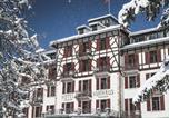 Hôtel Savognin - Kurhaus Bergün-4