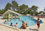 Camping 4 étoiles Ondres - Camping Le Boudigau