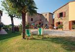 Location vacances Montaione - Holiday Apartment Via delle Colline E-4