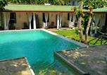 Location vacances Unawatuna - Nature Villa ( Adults Only )-1