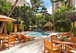 Hôtel Honolulu - Aqua Bamboo Waikiki-1