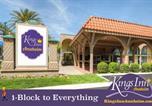 Hôtel Anaheim - Kings Inn Anaheim at The Park & Convention Center-1