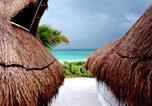 Villages vacances Tulum - Coco Tulum-1