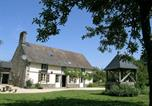 Location vacances Notre-Dame-du-Touchet - Pleasant Holiday Home in Le Mesnil-Boeufs with Garden-2