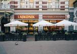 Hôtel Katowice - Apartamenty ul. Stawowa-2