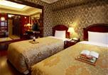 Location vacances  Corée du Sud - Gangnam Artnouveau Hotel-2