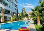 Location vacances Kemer - Видовые двухуровневые аппартаменты в центре Кемера-1