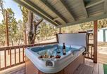 Location vacances Alto - Wild Horse Retreat, 2 Bedrooms, Fireplace, Wifi, Hot Tub, Sleeps 6-1