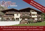 Hôtel Sölden - Hotel Garni Rifflsee-1