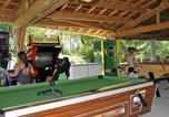Camping avec Piscine couverte / chauffée Saint-Julien-en-Born - Camping En Chon Les Pins-4