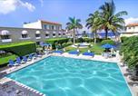 Hôtel Cozumel - Villablanca Garden Beach Hotel