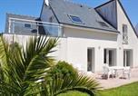 Location vacances Trégastel - Belle villa 3 étoiles avec terrasse ensoleillée et protégée à Tregastel - Ref 63-1