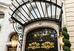 Hôtel 5 étoiles Chantilly - Paris Marriott Champs Elysees Hotel-2