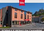 Hôtel Haute-Loire - Ibis Le Puy-en-Velay Centre