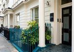 Hôtel Paddington - Kensington Gardens Hotel-2