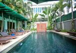 Location vacances  Cambodge - Tanei Boutique Villa-1