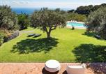 Location vacances Milo - Milo Villa Sleeps 12 Pool Air Con Wifi-1