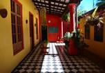Hôtel Paraguay - El Nómada Hostel-4