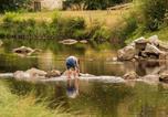Camping en Bord de rivière Limousin - Camping Sites et Paysages Aux Portes Des Mille Sources-2